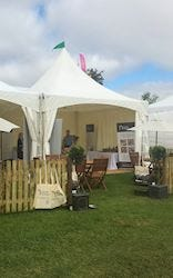 Norfolk Cottages at the Norfolk County Show