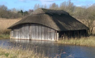Thatched Boathouse