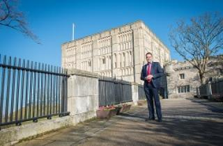 Steve Miller, Head of Norfolk Museums Service, talks to us...