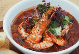 Norfolk Bouillabaisse recipe
