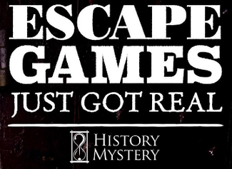 Norwich Escape Games Logo