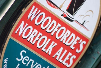 Woodfordes Norfolk ale