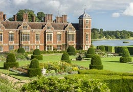 Beautiful Blickling Hall near Aylsham