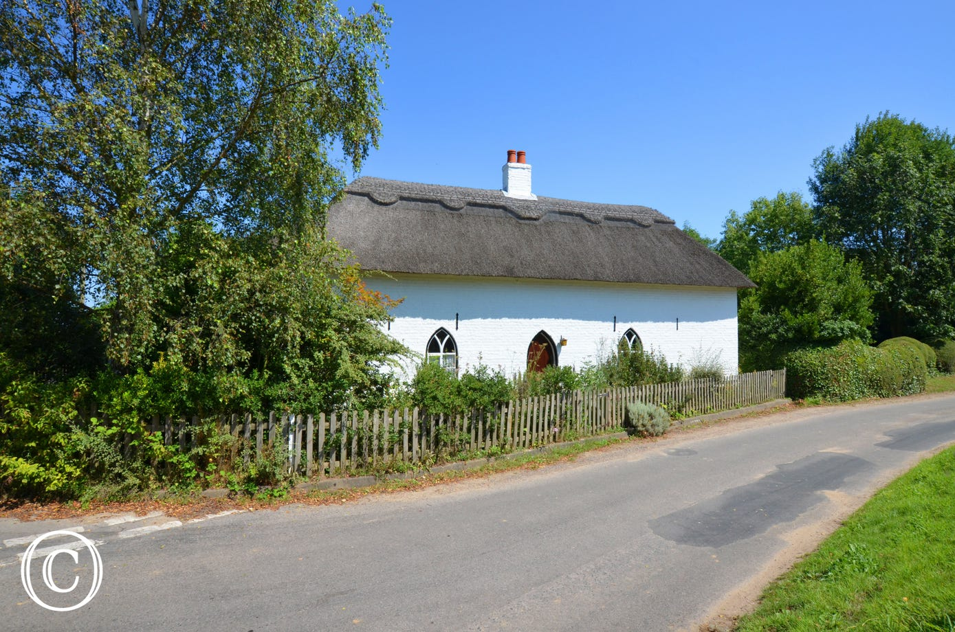Exterior of Church Cottage