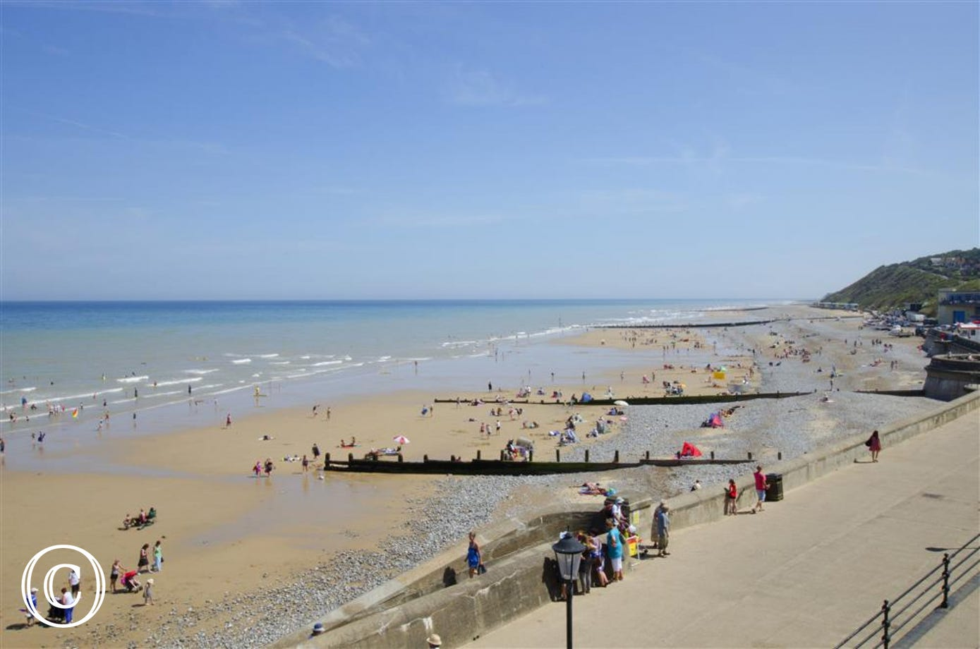 Beautiful Cromer beach