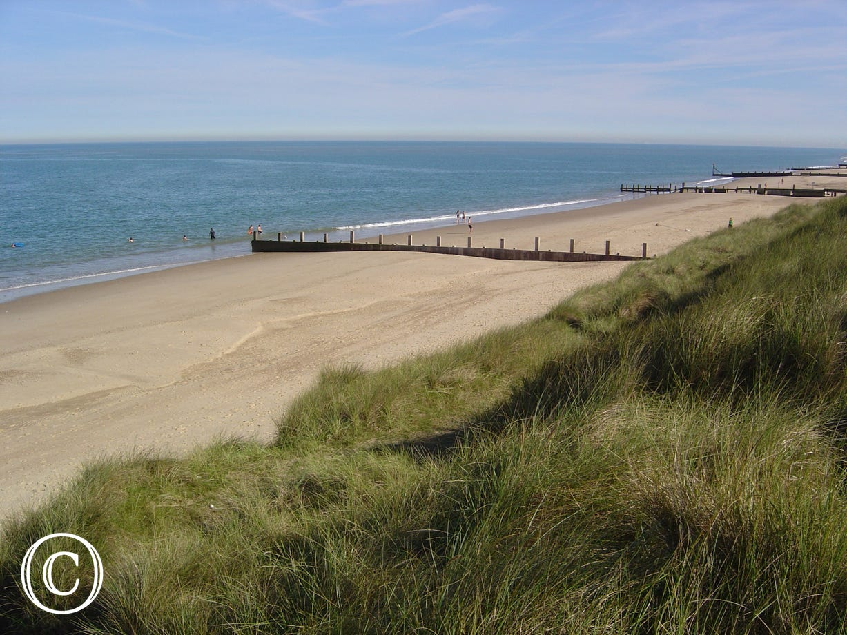 West Somerton Beach
