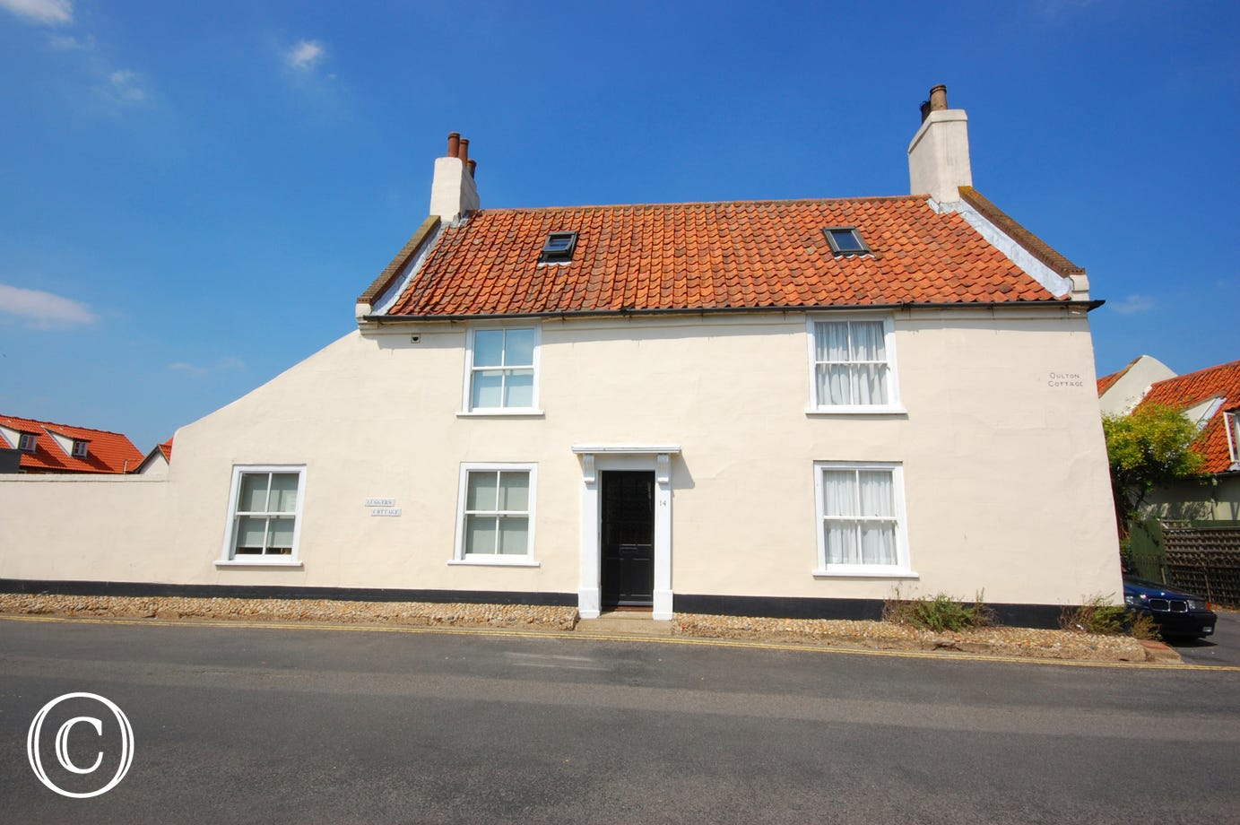 Luggers Cottage is a period property dating from 1790, and is only a few minutes walk from Wells Quay.
