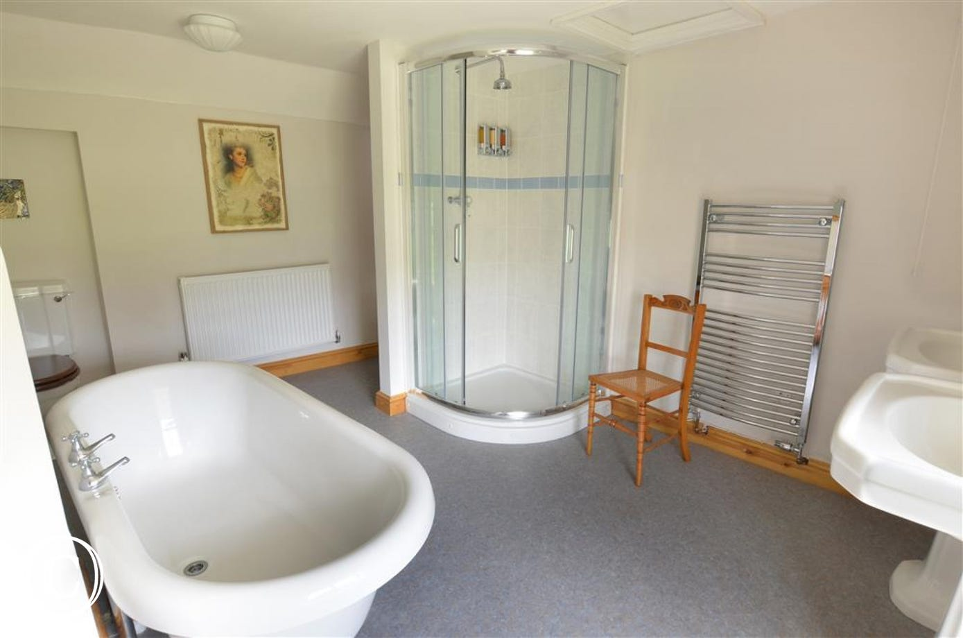 Large en suite from bedroom 2