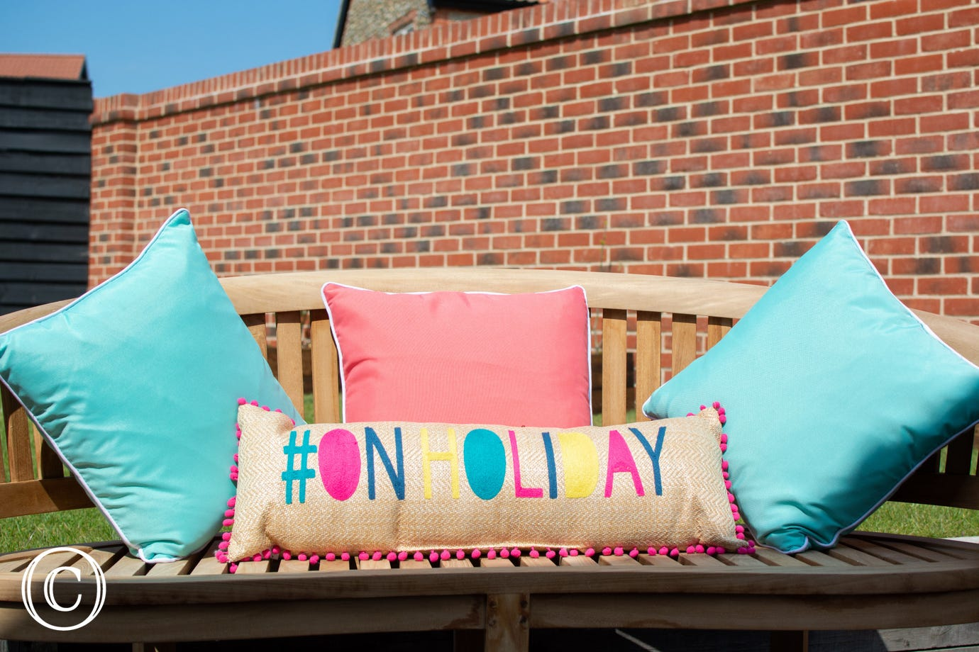 Gallus House - Feature cushions