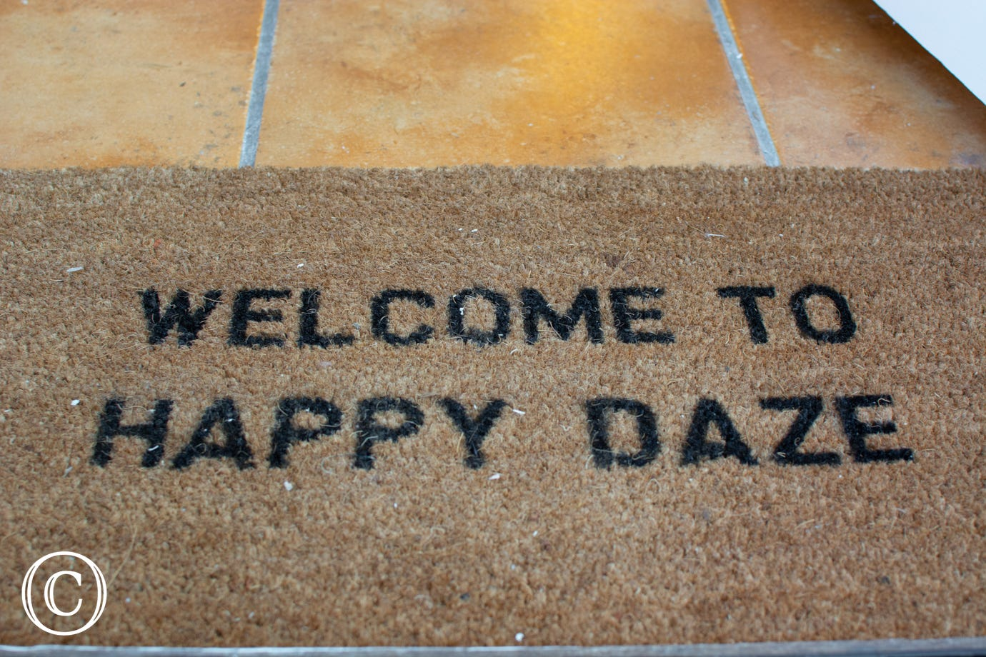 Welcome to Happy Daze