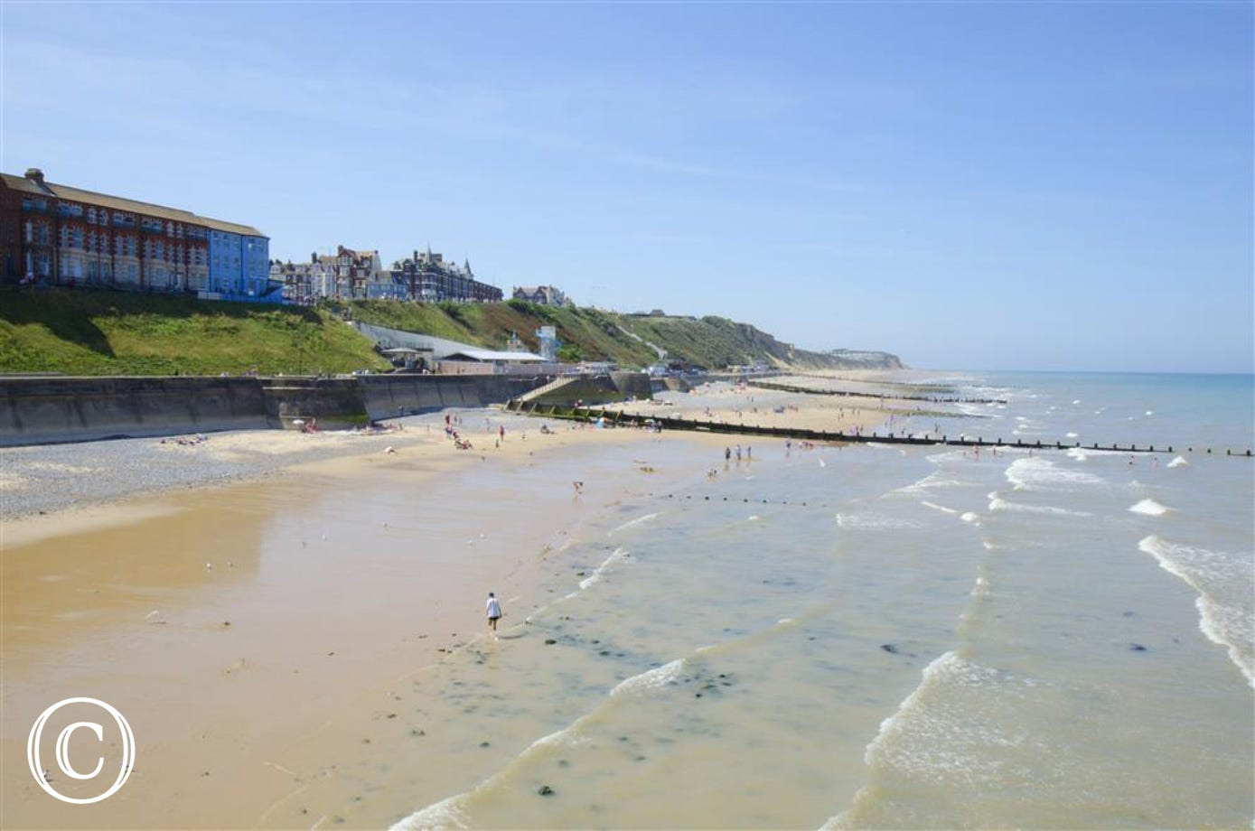 Another lovely shot of Cromer