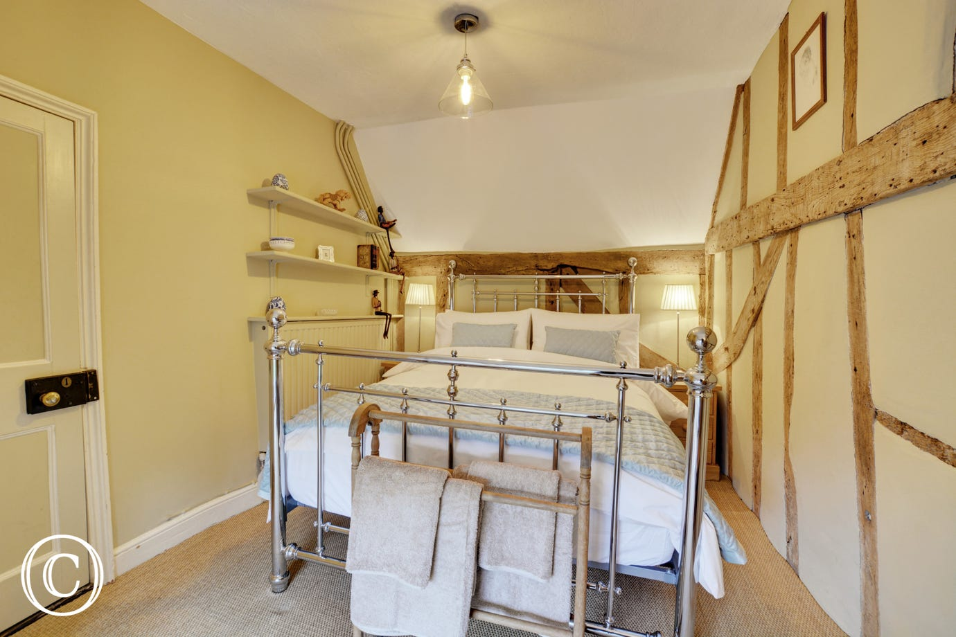 Cosy bedroom 2 with double bed