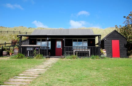 Escape to a refurbished fisherman's cabin for a true seaside holiday.